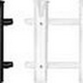 SeaSense 2 ROD HOLDER-BLACK 50091421 (Image for Reference), Price/Each