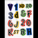 Loftus Q5-3340 Just Write Expressions Sticker Assortment
