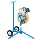 JUGS Sports Super Softball Pitching Machine With Transport Cart