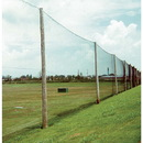 White Line Equipment Do - It - Yourself Baseball Netting - 25' H x 150' L