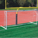 Kwik Goal Fusion 120 Goal w/Back Bar For Football Posts