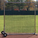 Pro - Gold Aluminum Series Pitcher's Square Replacement Net