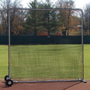Pro - Gold Aluminum Series Pitcher's Giant Square Replacement Net
