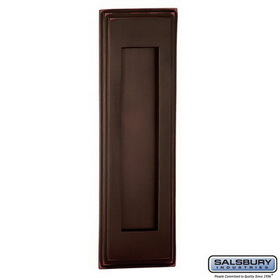 Salsbury Industries 4085A Mail Slot - Vertical - Antique Finish
