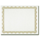 Great Papers 39451 Optima Gold Certificate 25pk
