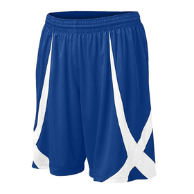 TOPTIE Youth Basketball Shorts, Viscose Knit