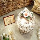 Marilena Imports V25 - Round Calli Capo Trinket Box