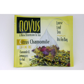 Novus Citrus Chamomile Tea, Price/Case