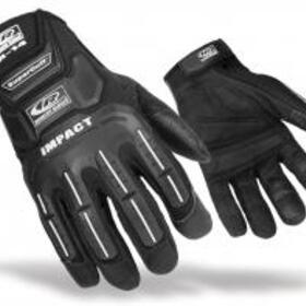 RINGER'S GLOVES 143-11 Split Fit Air Imp Blk Glove Xl, Price/EACH