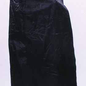 Alexanders Costumes 22BK Cape Floor Length Black