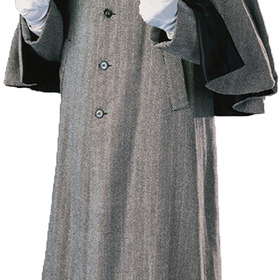 Morris Costumes AC-145 Cape Sherlock Holmes 1 Size