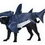 California Costumes 20107MD Hammerhead Shark Pet Animal Pl