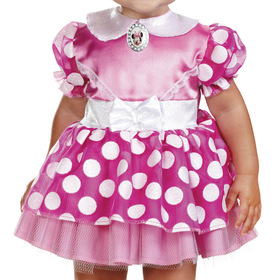 Disguise 11398W Minnie Mouse Pink 12-18 Mths