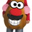 Disguise 16807S Mr Potato Head Dlx Child 2T