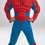Disguise 5766L Spiderman Dlx Muscle 4 To 6