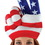 Elope Lingerie 290860 Usa Peace Hand Hat