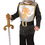 Morris Costumes LF-1047TS Brave Knight Toddler 1-2T