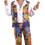 Rubies 15697 Hippie Adult Costume