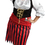 Rubies 17695 Pirate Adult Woman 16-20