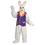 Rubies 56119 Bunny Adult Deluxe W Vest