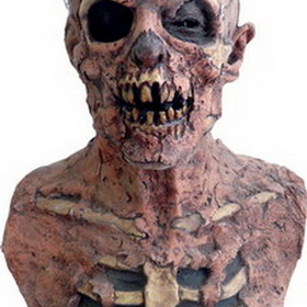 Morris Costumes TA-461 Zombie Ground Breaker Mask