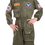Morris Costumes UP-487MD Air Force Pilot Medium