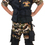 Underwraps 26063MD Seal Team Child Medium (6-8)
