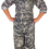 Underwraps 26200LG U.S. Army Camo Set Child 10-12