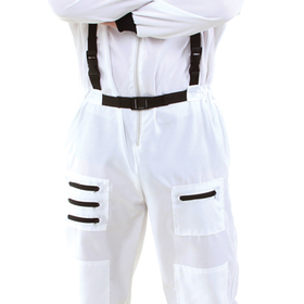 Underwraps 29362 Astronaut Mens Std White