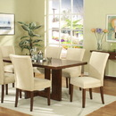 Monarch Specialties I 1764 Dining Table - 38