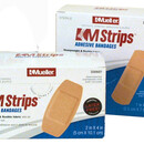 Mueller M Strips Sterile Adhesivefabric Bandages, 1