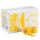 Mueller MTape Gold, 2 Pack (2 rolls shrink wrapped), 1.5