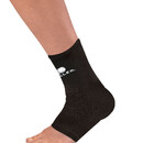 Mueller Elastic Ankle Support, Black, Md