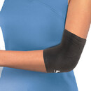 Mueller 74181 Elastic Elbow Support Black Small