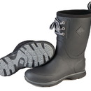 Muck Boot Arctic Excursion Lace Mid Black