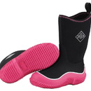 Muck Boot Kids Hale Black/Pink