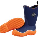 Muck Boot Kids Hale Orange/Navy