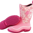 Muck Boot Kid's Hale Pink Hearts