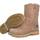 Muck Boot Wellie Classic Work Boot - Wide Brown
