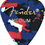 Fender 098-0351-550_09989 Celluloid Picks Heavy, Confetti/144