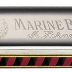 Hohner 365-C Marine Band 14 Hole Harmonica C