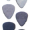 Dunlop 4420 Pick, Nylon, Regular Cabinet, 432, Dunlop