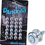 D'Andrea USA EP24C Guitar Buttons-Aluminum - 24 Pc