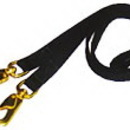 Norbert's Athletic 4' long Spotting Straps for Tumbling Belt