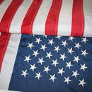 NEOPlex F-U2618 American 2'x 3' Nylon Embroidered Flag