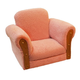 Komfy Kings 11004 Madeline Deluxe Rocker Pink