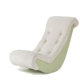 Newco Kids 70510 Banana Rocker Lime Micro with Sherpa