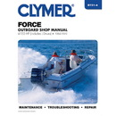 Clymer Force Repair Manual - 1984-1999 Outboards (Includes L-Drives), B751-4