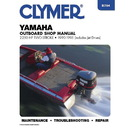 Clymor Clymer Yamaha Repair Manual - 1990-1995 Outboards, B784