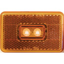 Anderson Marine V170A Anderson Marine 170 Piranha LED Clearance/Side Marker Light with Reflex - Amber
